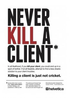 this isn't happiness™ #helvetica #design #kill