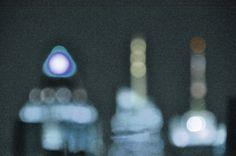 new york #sky #blur #manhattan #grain #york #new
