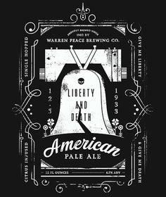 Warren Peace American Pale Ale
