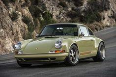 Porsche 911 'Manchester' Reimagined by Singer Vehicle Design Is Sublime #Porsche911 #Singer #Manchester