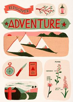 Design Work Life » cataloging inspiration stationery daily #illustration