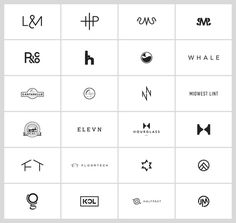 Select Logos & Marks by R&Co. Design #logos