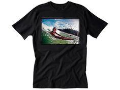 Epic surf tee from Finsmen & Brad masters