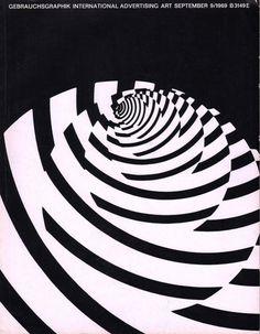 Gebrauchsgraphik in the Sixties - 50 Watts #modernism