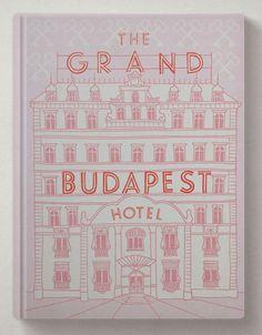 grand budapest hotel #book