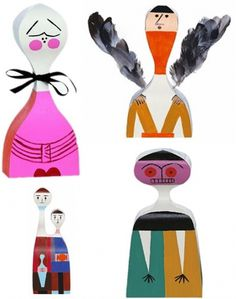 Vitra-Wooden-Dolls.jpg 463×588 pixels #toys #illustration