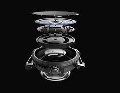 Diesel - Hybrid Watch on Behance