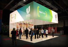 Best Awards - Designworks Auckland. / Unitec Coke Careers Expo 2012 #exhibition