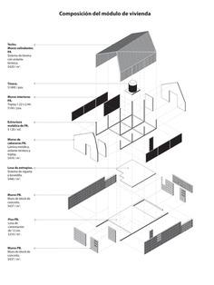 Jalisco, Mexico: Prototype for INFONAVIT, by ZD+A and Iñaki Echeverría