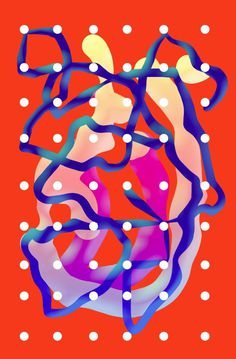Graphic Design by Eric Hu | Art Sponge #abstract #visual #design #graphic #eric #art #hu