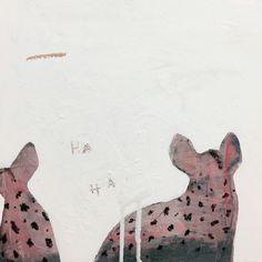 ha ha hyena