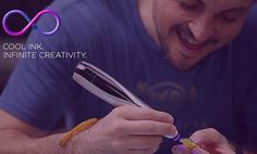 CreoPop – The World's First 3D Pen with Cool Ink #tech #flow #gadget #gift #ideas #cool