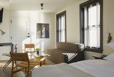 Sleeping With The Dean: A New Boutique Hotel In Providence, Rhode Island by ASH NYC | Yatzer