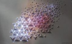 Joanie Lemercier sculpture1 #sculpture #geometric