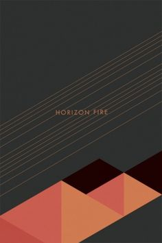 Sean Kelly #fire #poster #made #fan #horizon