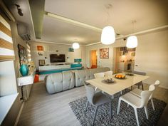 M apartment - Emerald Residence by Decorate it - HomeWorldDesign (4) #interior #apartments #design #decor #romania #renovation