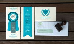 design work life » Tom Froese: Wedding Collateral #wedding #letterpress