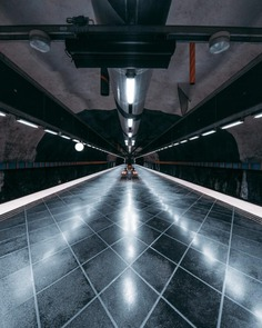 Cinematic and Fantastic Urban Photography by Nikolaos Haaponiemi