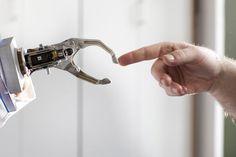 OTAKU GANGSTA #robotic #arm