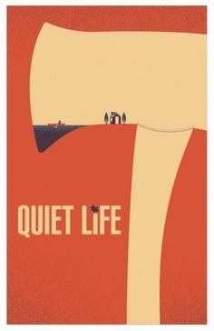 Christopher Monro DeLorenzo #illustration #music #gig poster