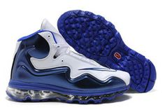 nike air max flyposite men shoes with white and game royal blue #shoes