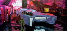 USSteel - 1961 - Syd Mead | Flickr - Photo Sharing! #emergency #mead #troops #concept #future #syd