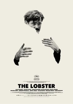 The Lobster Poster design #poster #design #lobster
