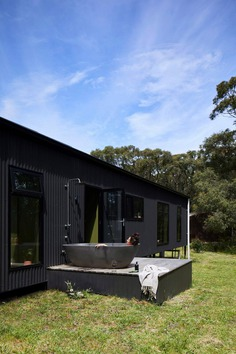 Fish Creek House by ArchiBlox