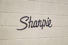Household Brands Become Tasty Street Art Photo #logo #street #art #typography