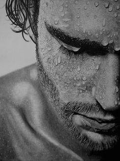 Hyperrealistic Pencil Portraits-2 #portrait #pencil #art #realistic