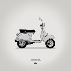 Silence Television - Blog #scooter #moped