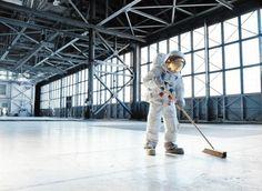 I love monday #astronaut #space