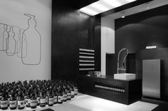 Aesop Saint Germain hipshop in Paris. #paris #shop #store #hipshops #retail