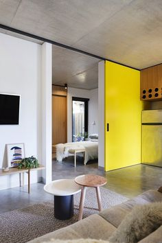 Coppin Street Apartments by MUSK Architecture Studio 3