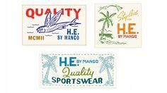 Mango labels by Glenn Wolk