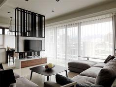 Elegant Example of Urban Living in a Taipei - interior design, interior, #decor, home decor, home #design, #interiordesign