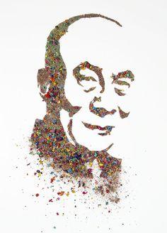 pic on Design You Trust #portrait #crumbles