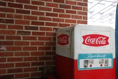 All sizes | Drink Coca-Cola | Flickr - Photo Sharing! #coke #machine #retro #coca #vintage #cola