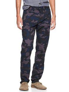 CAMO | RangerHat #prints #apparel #camo #pants #fashion