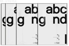 NBL_abcgandl_framed_white_ed #poster