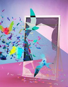 Corriette Schoenaerts #installation