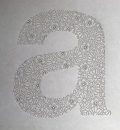 helvetica lace on the Behance Network #white #pattern #typography