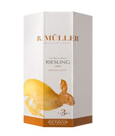 2009 R. Müller Riesling #package #boxed #wine