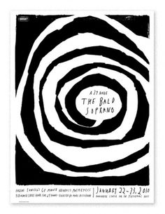 baldsoprano.jpg (504×650) #inspiration #illustration #graphic #poster