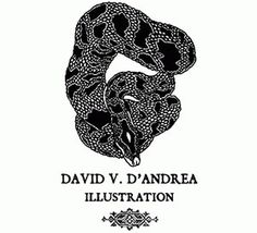DVDandrea #dandrea #illustration #david #v