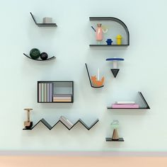 OGN Project transform the wall into a playground for line and color - www.homeworlddesign. com (1) #design