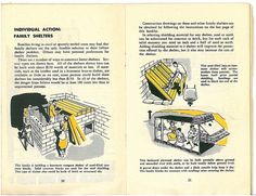 fallout-protection-us-1961-20-21--EAT.jpg 1,000×771 pixels #shelters #family #fallout