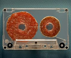 Dc3 #casette #tape #interesting #photographic #salami #idea