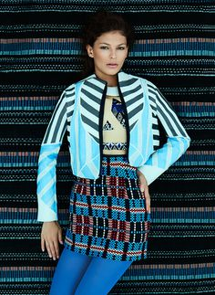Stylist / Costumer / Set Designer #fashion #pattern #styling