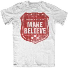 FFFFOUND! | Make Believe | Client Login #distress #texture #shirt
